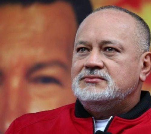 Diosdado Cabello lidera el comando de campaña del PSUV de cara al 21N