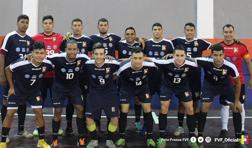 La Vinotinto de Futsal derrota a Costa Rica y avanza a los octavos de final del Mundial de Lituania 2020