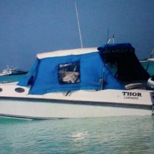 Caso Thor: Autoridades de Curazao encontraron un chaleco salvavidas que podría pertenecer a la embarcación