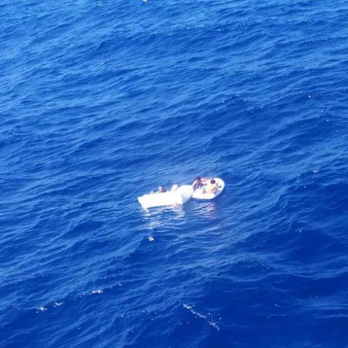 Aclaran que son 5 las personas desaparecidas tras naufragio en La Tortuga