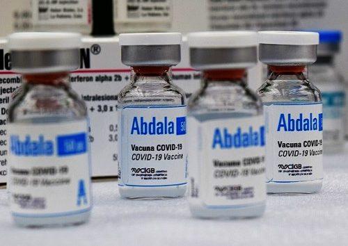 Academia Nacional de Medicina se pronuncia por envío de vacunas Abdala a Venezuela