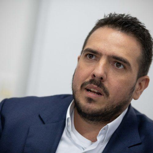 """Stalin González: """"No estamos planteando a Maduro una renuncia, pero el gobierno tampoco puede quedarse ahí toda la vida"""""""