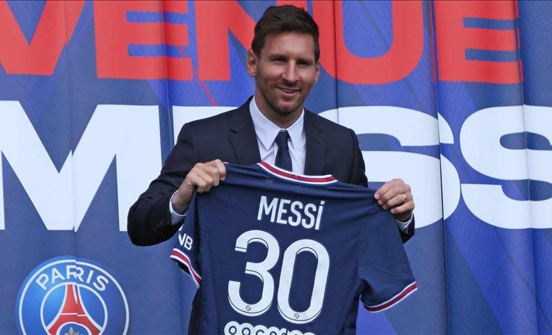 """""""El efecto Messi"""" en números: vendió más camisetas que Neymar y atrajo nuevos contratos"""
