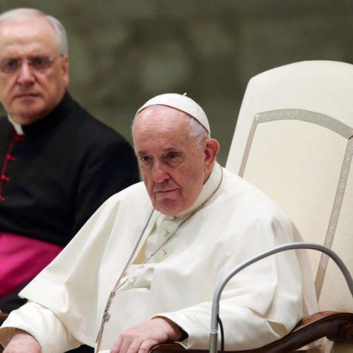 Papa Francisco advierte que la grave crisis ecológica exige responsabilidades