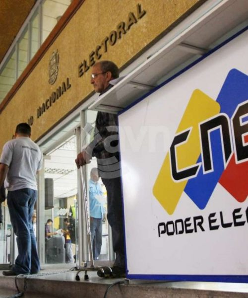CNE comenzó adiestramiento de los futuros miembros de mesa en las elecciones del 21N