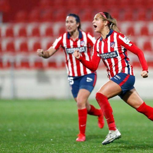 La venezolana Deyna Castellanos marcó su quinto gol de la campaña