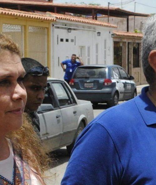 """""""El no tenía covid"""": Viuda del general Baduel niega versión oficial"""