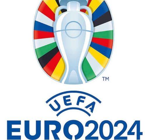 UEFA presenta el logotipo de la Eurocopa Alemania 2024