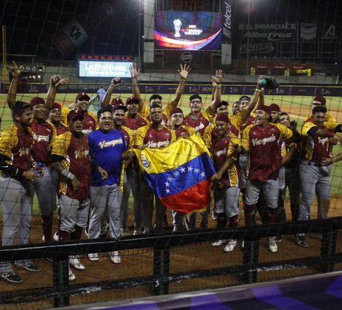 Venezuela ganó el mundial de béisbol sub23