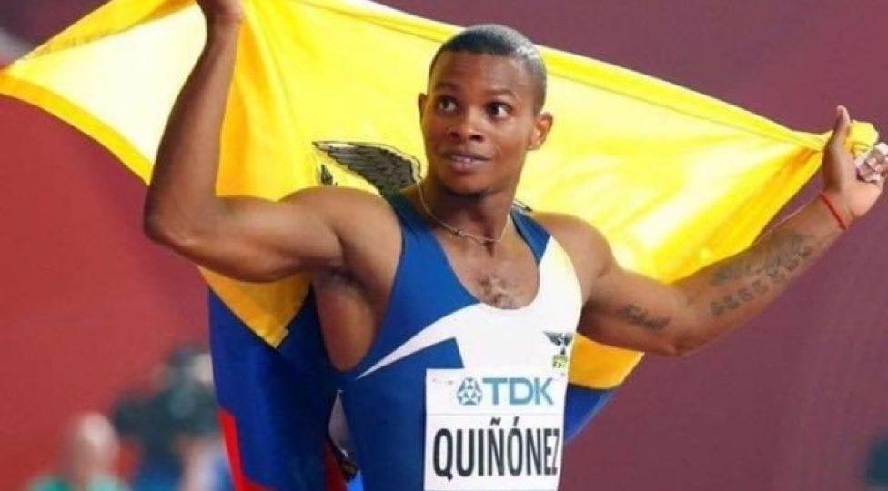 Finalista olímpico Alex Quiñónez fue asesinado a tiros en Guayaquil