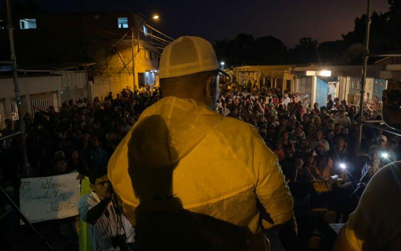 José Brito se comprometió a meterle el pecho a los hospitales de Anzoátegui