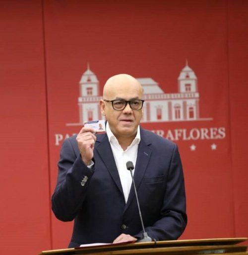 Jorge Rodríguez anuncia que designarán comisión para la normalización de relaciones con Colombia