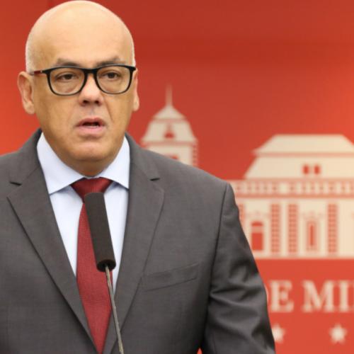 Jorge Rodríguez denuncia que Juan Guaidó convirtió a Monómeros en un laboratorio de cocaína