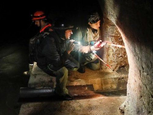 Descubren nuevos túneles y escondites subterráneos que usaron los judíos para escapar de los nazis en Ucrania