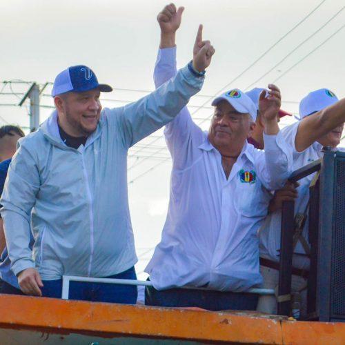José Brito: El 21 de noviembre se acaba la pava qué representa Barreto Sira y Marcano en Anzoátegui
