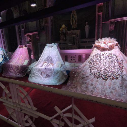Zulia: Conozca los mantos que lucirá la Chinita en sus fiestas patronales