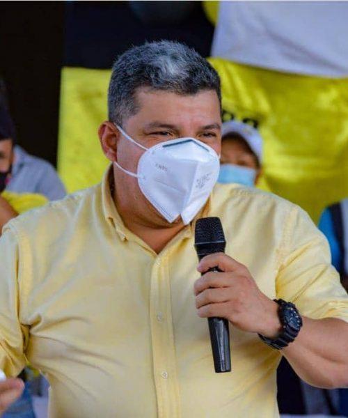 Diputado Luis Parra: El voto es la verdadera transición hacia la renovación del país
