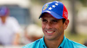 Capriles admite que la ruta es el voto: nos dimos cuenta que la abstención no es buena