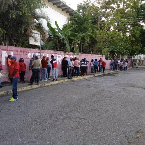 Simulacro electoral de este domingo se realiza con más 400 centros habilitados en todo el país