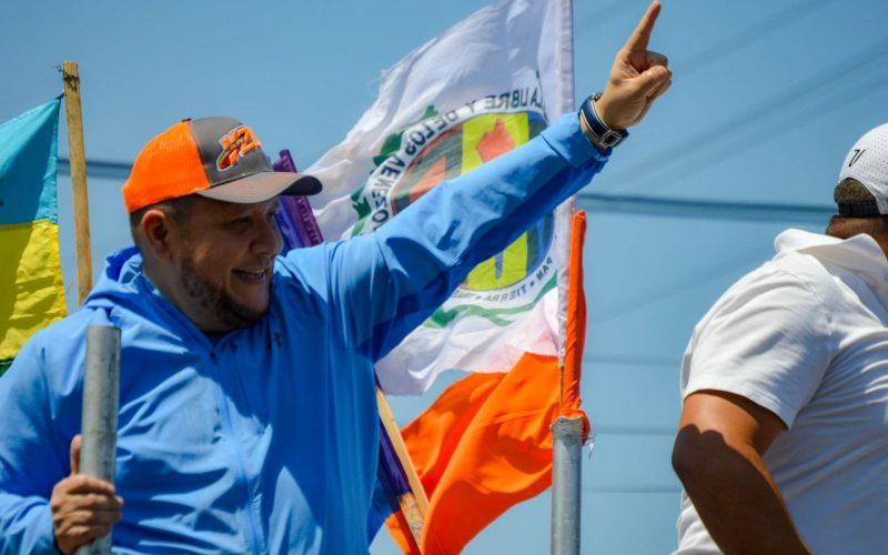 José Brito: Vamos a volver a estar orgullosos de ser anzoatiguenses