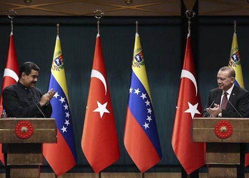 Turquía reiteró su apoyo al gobierno venezolano y rechazó sanciones